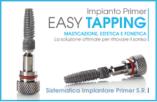 Impianto Primer EASY TAPPING
